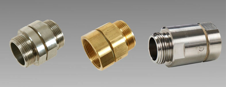 ASTM b366 Grade 904L Threaded Fittings in our stockyard