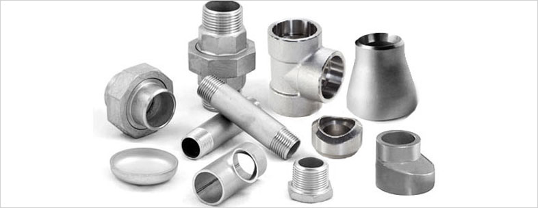 ASTM B366 Alloy 20 Buttweld Pipe Fittings in our stockyard