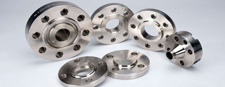 ASTM Alloy Steel Flanges in our stockyard