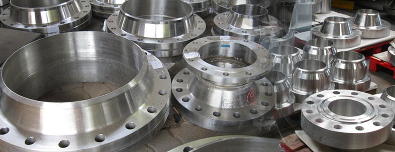 ASTM B366 Inconel 600 Flanges in our stockyard