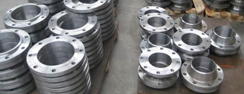 ASTM B 366 Monel 400 Flanges in our stockyard