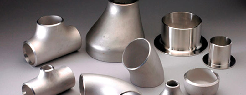 ASTM B366 Nickel 200 Buttweld Pipe Fittings in our stockyard