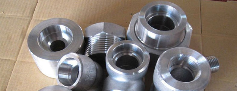 ASTM A182 Grade 304 Stainless Steel Forged Fittings
