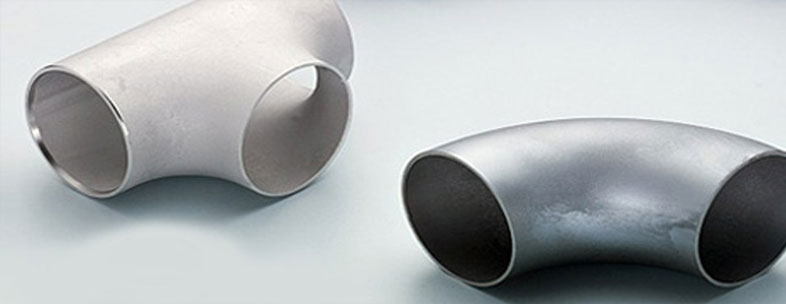 ASTM A403 WP 316L Stainless Steel Buttweld Pipe Fittings in our stockyard