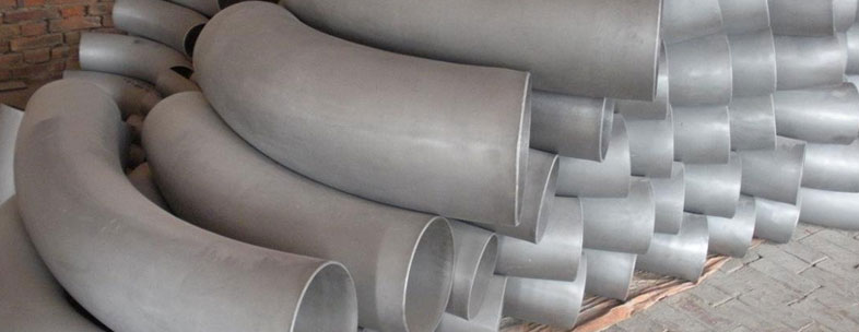 ASTM A403 WP 321 Stainless Steel Buttweld Pipe Fittings in our stockyard