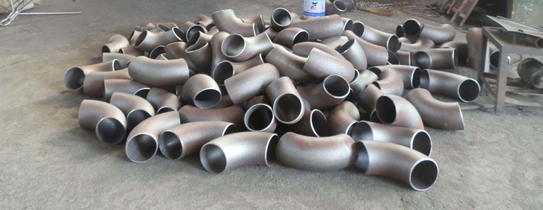 ASTM A403 WP 321H Stainless Steel Buttweld Pipe Fittings in our stockyard