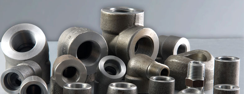 ASTM A182 Grade 446 Stainless Steel Forged Fittings in our stockyard