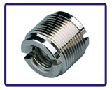 ASTM B366 Inconel 600 Threaded Fittings Threaded Adapter in our stockyard